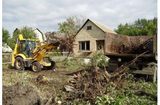 Благоустройство, уборка территории. Разнорабочие - Строительные работы в Анапе