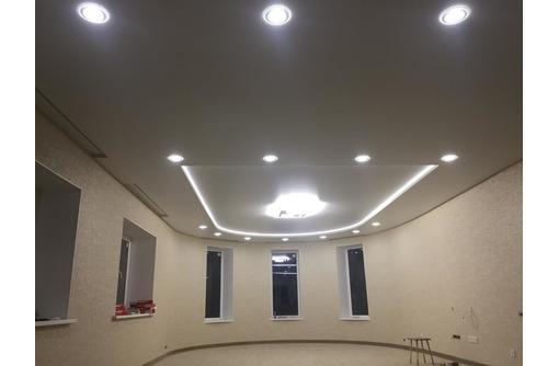 Натяжные потолки от производителя, фото — «Реклама Апшеронска»