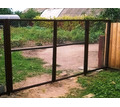 Ворота и калитки металлические - Металлоконструкции в Тихорецке