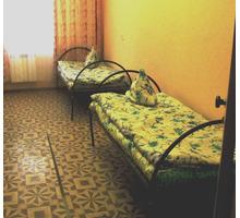 Кровати металлические для общежитий - Специальная мебель в Тихорецке