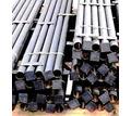 Столбы металлические с заглушками - Металлы, металлопрокат в Тимашевске