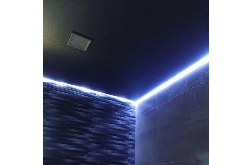 Натяжной потолок от производителя, фото — «Реклама Горячего Ключа»