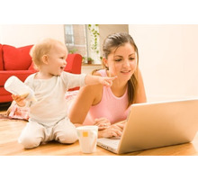 Удаленная Работа (на дому) в интернете для женщин - Работа на дому в Краснодарском Крае