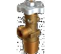Вентиль пропановый ВБ-2 (штампованный), НЗГА, Беларусь, Запчасти - Газовое оборудование в Краснодаре