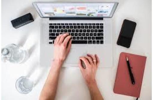 Наборщик текстов  - работа в интернете, фото — «Реклама Горячего Ключа»