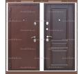 Входная дверь Консул 1,8 мм Медный антик / Венге 100 мм. Россия : - Двери входные в Краснодарском Крае
