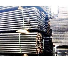 Столбы для забора металлические - Металлы, металлопрокат в Тихорецке