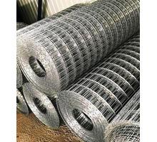 Сетка сварная в рулонах - Металлические конструкции в Тихорецке