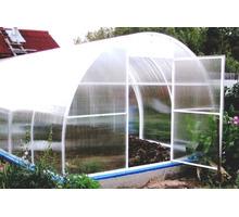 Теплица арочная с поликарбонатом - Эко-продукты, фрукты, овощи в Тихорецке