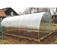 Теплица Урожайная с поликарбонатом - Саженцы, растения в Кореновске