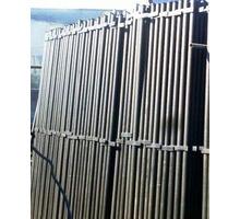 Столбы для забора металлические грунтованные - Металлы, металлопрокат в Тихорецке