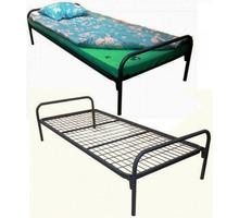 Кровати металлические для общежитий - Специальная мебель в Кореновске