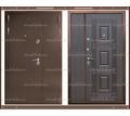 Входная дверь Леда 2050 х 1100 Венге  Россия - Двери входные в Краснодарском Крае