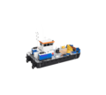 Самоходный плавучий кран с КМУ 1015LS - Продажа в Краснодарском Крае