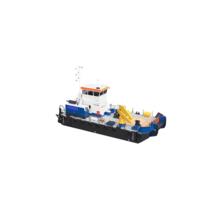 Самоходный плавучий кран с КМУ Soosan SCS867LS - Продажа в Краснодарском Крае