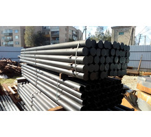 Столбы железные в Кропоткине - Металлы, металлопрокат в Кропоткине