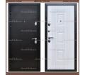 Входная дверь Леда 1,8 мм Медный антик / Белёный дуб 90 мм. Россия : - Двери входные в Краснодарском Крае