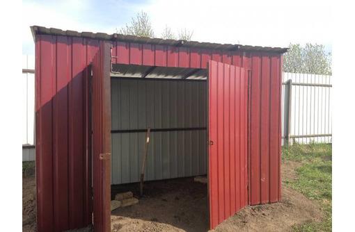 Хозблок для сада-огорода - Металлические конструкции в Адлере