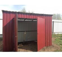 Предлагаем разборные хозблоки для инвентаря, садовой техники и пр. - Металлические конструкции в Геленджике