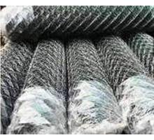 Сетка рабица оцинкованная с доставкой - Металлические конструкции в Тихорецке