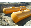 Подземные резервуары — это стальные емкости, которые используются для хранения ГСМ и воды. - Продажа в Краснодаре