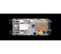 Понтонный буксир - кран с КМУ SOOSAN 736 - Продажа в Краснодарском Крае