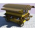 Кафе на колесах. Строительство и монтаж - Строительные работы в Краснодарском Крае