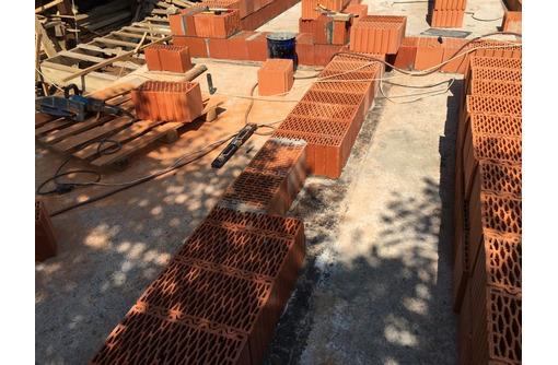 Теплый керамический блок Porotherm - Кирпичи, камни, блоки в Армавире
