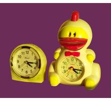 2 часов-будильников бу в хорошем состоянии - Прочая домашняя техника в Краснодаре