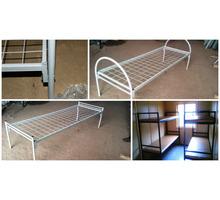 Кровати для строителей, металлические, надежные - Мебель для спальни в Усть-Лабинске