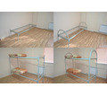 Металлические  кровати эконом - Мебель для спальни в Горячем Ключе