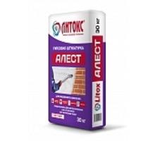 Литокс - Алест  гипсовая штукатурка - Цемент и сухие смеси в Краснодарском Крае