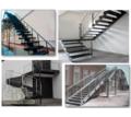 лестницы изготовление и монтаж из металла - Лестницы в Краснодарском Крае