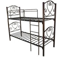 Кровати 2-х ярусные металлические трансформер - Мебель для спальни в Сочи