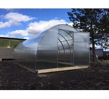 Теплицы с поликарбонатом УФ защитой и доставкой - Ландшафтный дизайн в Туапсе