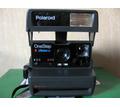 Фотоаппарат Polaroid 600 OneStep - Прочая электроника и техника в Краснодарском Крае