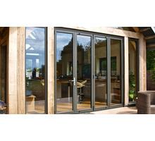Витражи и раздвижные оконно-дверные системы «Алнео» - Двери входные в Краснодарском Крае