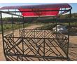 Беседки дачные с металлическим каркасом Апшеронск, фото — «Реклама Апшеронска»