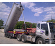 Гидрофикация тягача под полуприцеп, фото — «Реклама Адлера»