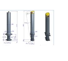 Гидроцилиндр FC A169-5-07130-000A-K0343 - Для грузовых авто в Адлере