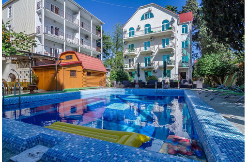 Адлер Сочи снять жилье в Гостевом доме, фото — «Реклама Адлера»