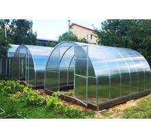 Заводские теплицы с поликарбонатом - Сельхоз техника в Краснодарском Крае