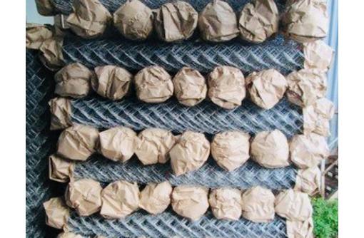 Сетка рабица оцинкованная в Белореченске. - Металлоконструкции в Белореченске