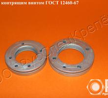 Гайка с контрящим винтом  ГОСТ 12460-67 - Металлические конструкции в Геленджике