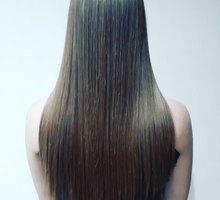 Кератиновое выпрямление или ботокс волос - Парикмахерские услуги в Краснодарском Крае