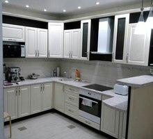 изготовление корпусной и встроенной  мебели - Мебель для кухни в Краснодаре