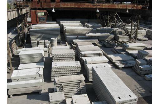 Плиты перекрытия, сваи, кольца и другие железобетонные изделия - ЖБИ в Краснодаре