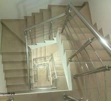 Перила, конструкции из нержавеющей стали в Лабинске - «Просто перила»: качественно, доступно! - Лестницы в Краснодарском Крае