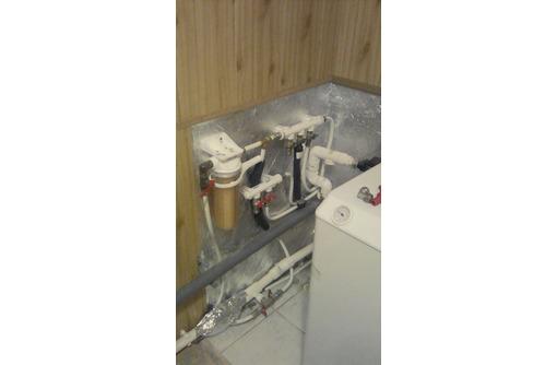 Установка котлов отопления. - Газ, отопление в Анапе