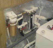 Установка котлов отопления. - Газ, отопление в Краснодарском Крае
